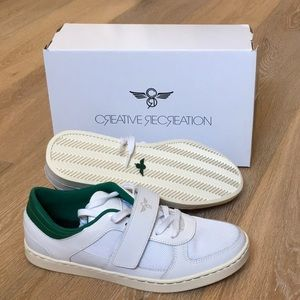 Creative Recreation Pinelli White Comfort Shoes